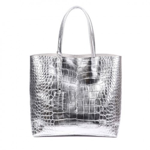 Stylish Women s Shoulder Bag With PU Leather and Snake Print ...