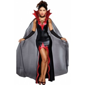 2 PCS Dissolute Killing It Halloween Costume