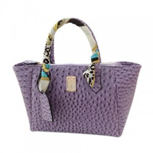 Trendy Women's Tote Bag With Pendant and Candy Color Design