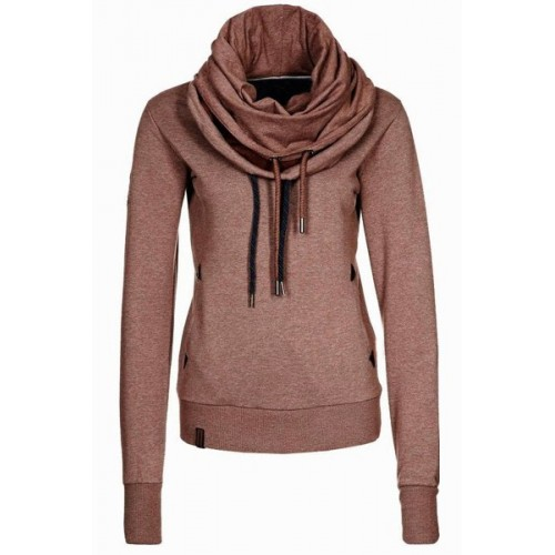 Shop for cowl neck hoodie online at Target. Free shipping on purchases over $35 and save 5% every day with your Target REDcard.
