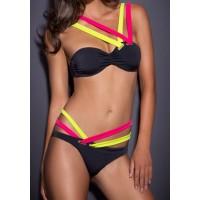 Stylish Women's Halterneck Bikini Set Swimsuit