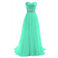 Alluring Strapless Sleeveless Spliced Sequined Maxi Dress For Women green gray black khaki