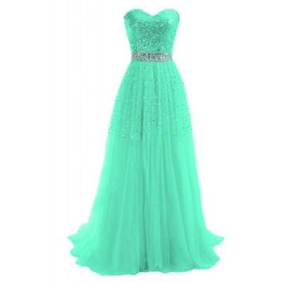 Alluring Strapless Sleeveless Spliced Sequined Maxi Dress For Women green gray black khaki