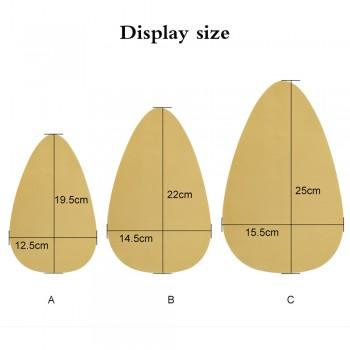 1 Pair Woman Breast Lift Tape Push Up Adhesive Sticker Invisible Bra Bikinis Pad Silicone Bra Bikini Swimsuit Swimwear
