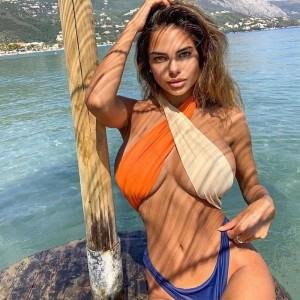 One Piece Swimsuit No Pads Swimwear Women Thong Swimming Suit 2021 Monokini Female Cross Bathing Suits Biquini