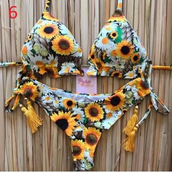 Bikini 2020 Sexy Swimwear Women Push-up Swimsuit Biquini Bathing Suit Beachwear Bandage Swim Beach Wear Brazilian Bikini Set