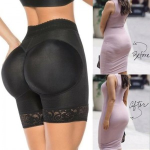 Buttock Shapewear Miracle Body Shaper And Buttock Lifter Enhancer Fake ASS Butt Padded Panties Hip Lift Sculpt and Boost Lace up