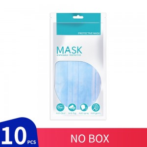 Mask PM2.5 Mouth Face Mask Anti Dust Masks Filter Mascarillas Disposable Mask Care