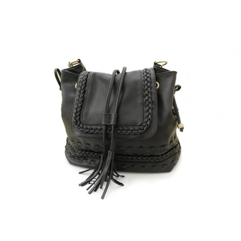 ec5071c6ea35 Casual Women s Crossbody Bag With Weaving and Tassels Design (Casual ...