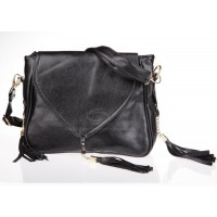 New Arrival Fringe Embellished and Covered Design One-Shoulder Bag For Female