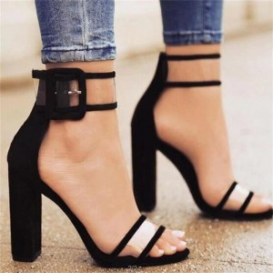 New 2020 Shoes Women Summer Shoes T-stage Fashion Dancing High Heel Sandals Sexy Stiletto Party Wedding Shoes White Black