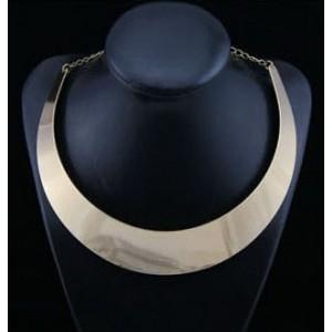 Fashion Ringlike Pendant Alloy Necklace For Women