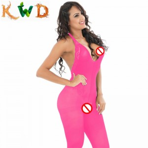 Women sexy lingerie erotic toy costumes underwear product costumes porn babydoll/dress /catsuit costumes Crotchless sex Blue Pink Black Apricot products