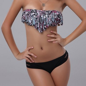 Trendy Sexy Shivering Acasia Bikini(Top Only)