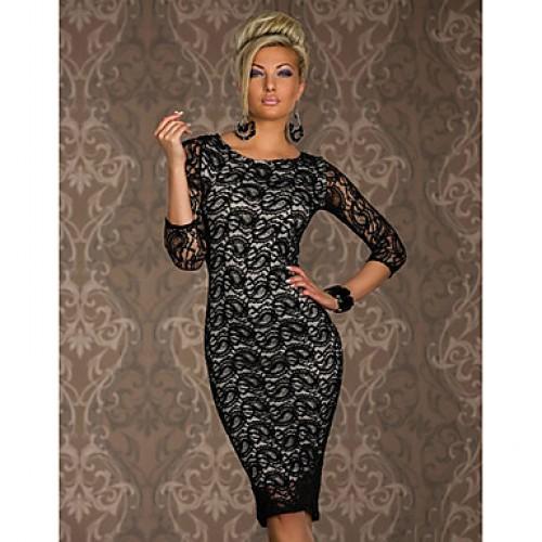3e7e084c4d Women s Elegant Lace Sexy Dress (Women s Elegant Lace Sexy Dress) by ...