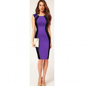 Women's Fashion Slim Party Dress