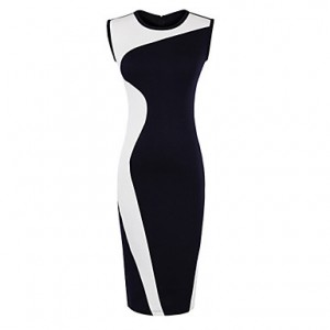 Women's Stylish Elegant Slim Dress