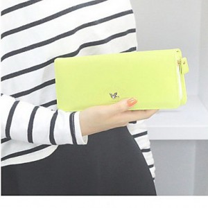 Women's Fashion Multifunctional Long Wallet