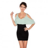Women's Sexy Chic Bandage Dress