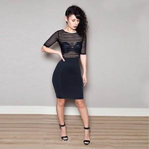 Women's Spring Sexy Hot Sale Bandage Dress