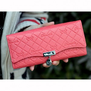PU Long Wallet