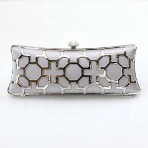 Elegant Hollow Long Evening Bag