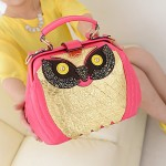 Fashion Owl Cute Tote