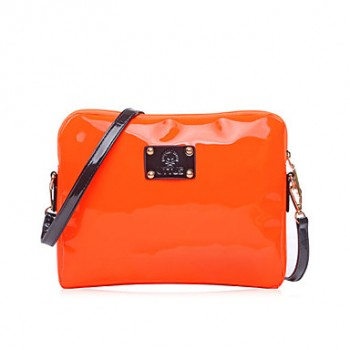 Fashion Stylish Contrast Color Tote