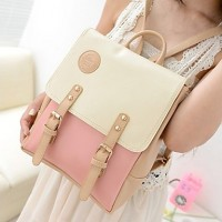 Girls' Cute Vintage Backpack