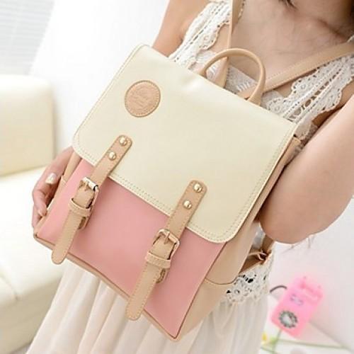 Girls Cute Vintage Backpack