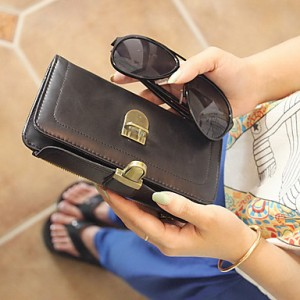 Lady's Buckle Wallet