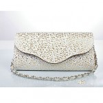 Lady's Super Elegant Evening Clutch Bag