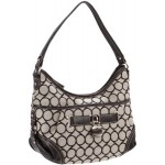 Nine West 9 Jacquard Hobo Small Hobo