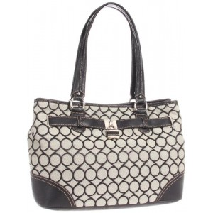 Nine West 9 Jacquard Shopper Satchel
