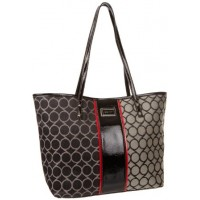 Nine West 9S Jacquard Medium Shopper Tote