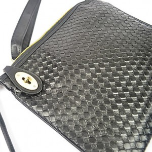 Unisex Casual Trendy PU Leather Clutch Bag