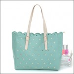 Women's Stylish Cut Out Candy Color PU Crossbody