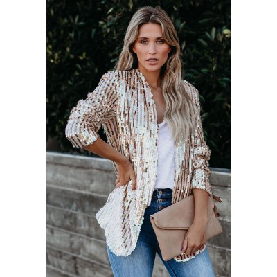 Bling Bling Sequin Blazer