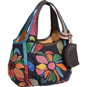 AmeriLeather Avie Mini Handbag