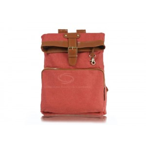 Casual Women's Satchel With Canvas Vintage Cheap Belt Design