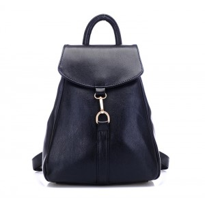 Simple Style Women's Satchel With Solid Color and Zipper Design