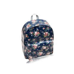 Sweet Style Women's Satchel With Floral Print and PU Leather Design