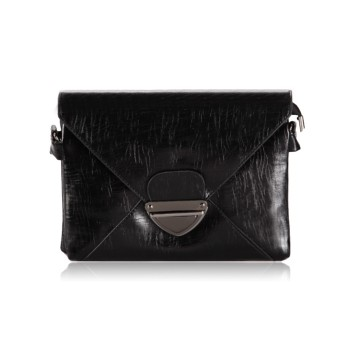 Party Women's Clutch With Envelop and Push-Lock Design