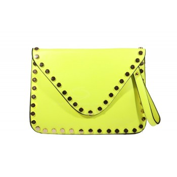 Studded PU Leather With Nail Handbags/Clutches