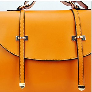 Double Arrows Retro Crossbody Bag