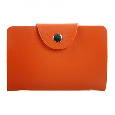 Fashion Candy Color Card Bag