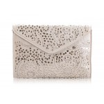 Fashion Style Women's Clutch With Envelope and Openwork Design