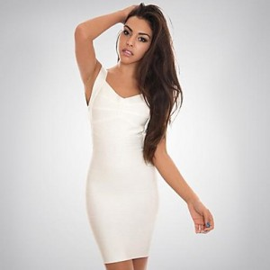 Women's Club Sexy Party Package Buttocks Slender Dress