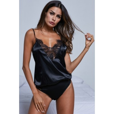 Black Intimates Bodysuit