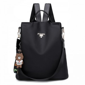 Anti-theft Women Backpacks Famous Brand Ladies Large Capacity Backpack High Quality Waterproof Oxford Women
